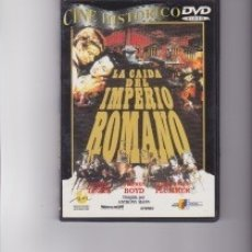 Cine: LA CAIDA DEL IMPERIO ROMANO. PEDIDO MÍNIMO EN DVD´S : 4 TÍTULOS. Lote 288583358