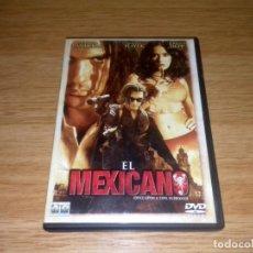 Cine: EL MEXICANO - DVD USADO.. Lote 149651790