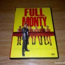 Cine: FULL MONTY - DVD USADO.. Lote 149651854
