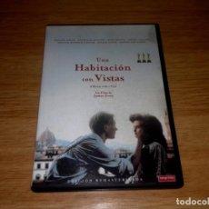 Cine: UNA HABITACION CON VISTAS - DVD USADO.. Lote 149651902
