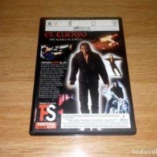 Cine: EL CUERVO - ESCALERA AL CIELO - DVD USADO.. Lote 149651962