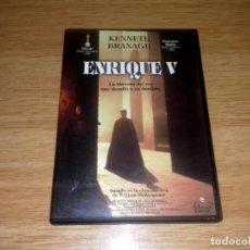 Cine: ENRIQUE V - DVD USADO.. Lote 149652094