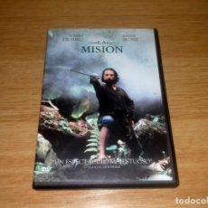 Cine: LA MISION - DVD USADO.. Lote 149652138