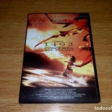 Cine: 1492 CONQUISTA DEL PARAISO - DVD USADO.. Lote 149652230