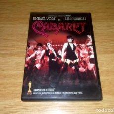 Cine: CABARET - DVD USADO.. Lote 149652266