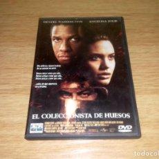 Cine: EL COLECCIONISTA DE HUESOS - DVD USADO.. Lote 149652370