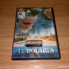 Cine: 12 DOLARES - DVD USADO.. Lote 149652522