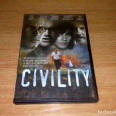 Cine: CIVILITY - DVD USADO.. Lote 149652602