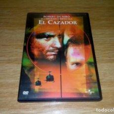 Cine: EL CAZADOR - DVD USADO.. Lote 149652706
