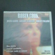 Cine: DVD TERROR PRECINTADO ROBIN COOK PANICO EN EL HOSPITAL. Lote 194915342