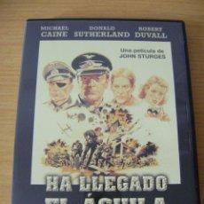 Cine - HA LLEGADO EL AGUILA , DVD . - 149751678