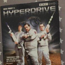 Cine: HYPERDRIVE, SERIE COMPLETA BBC CIENCIA FICCION 3 DVDS. Lote 149756262