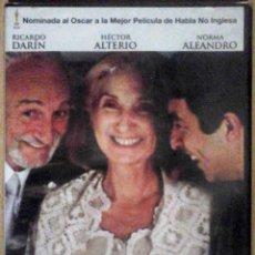 Cine: TODODVD: PRECINTADO. EL HIJO DE LA NOVIA (RICARDO DARÍN, HÉCTOR ALTERIO, NORMA ALEJANDRO). Lote 149766130