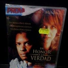 Cinema: EN HONOR ALA VERDAD DVD. Lote 149860390