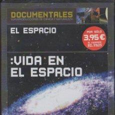 Cine: EL ESPACIO: VIDA EN EL ESPACIO. DVD-5147. Lote 149948134
