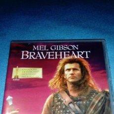 Cine: DVD BRAVEHEART - 2 DISCOS. Lote 149994238