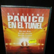 Cine: PÁNICO EN EL TÚNEL DVD. Lote 150008681
