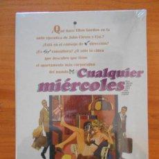 Cine: DVD CUALQUIER MIERCOLES - JANE FONDA - NUEVA, PRECINTADA (EI). Lote 150059250