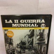 Cine: BJS.DVD.LA II GUERRA MUNDIAL 13.BRUMART TU CINE.. Lote 150060662