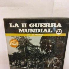 Cine: BJS.DVD.LA II GUERRA MUNDIAL 23.BRUMART TU CINE.. Lote 150060770