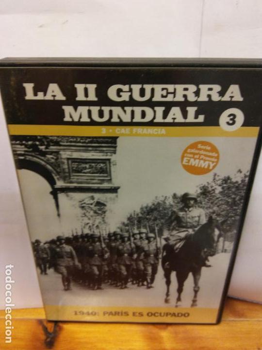 BJS.DVD.LA II GUERRA MUNDIAL 3.BRUMART TU CINE. (Cine - Películas - DVD)