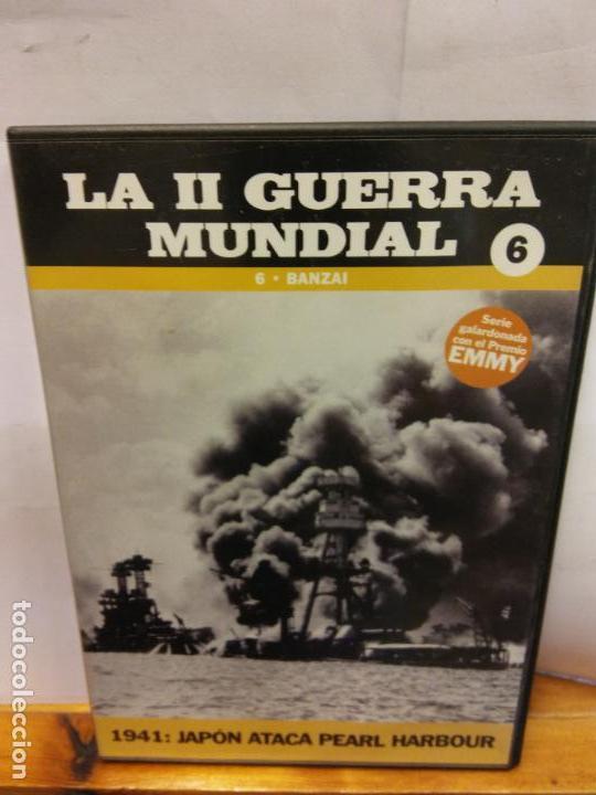 BJS.DVD.LA II GUERRA MUNDIAL 6.BRUMART TU CINE. (Cine - Películas - DVD)