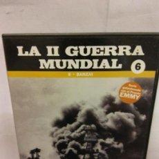 Cine: BJS.DVD.LA II GUERRA MUNDIAL 6.BRUMART TU CINE.. Lote 150061422