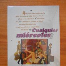 Cine: DVD CUALQUIER MIERCOLES - JANE FONDA - NUEVA, PRECINTADA (2N). Lote 150065918