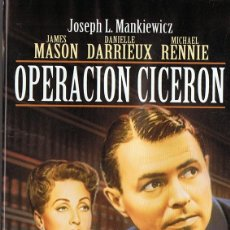 Cine: OPERACION CICERON JAMES MASON . Lote 150150846