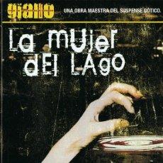 Cine: LA MUJER DEL LAGO FRANCO ROSSELLINI . Lote 150151982