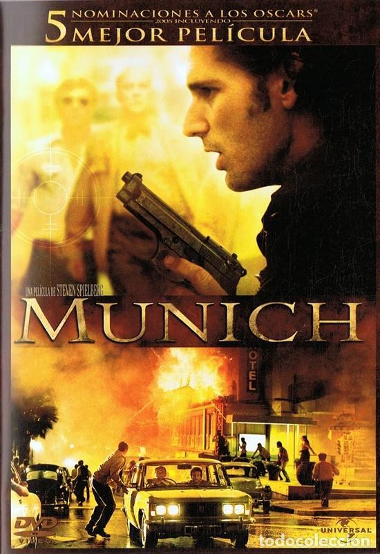 MUNICH DANIEL CRAIG (Cine - Películas - DVD)