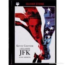 Cine: CINE. JFK (CASO ABIERTO). DVD + LIBRO - OLIVER STONE DESCATALOGADO!!! OFERTA!!!. Lote 150239602