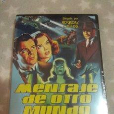 Cine: DVD. MENSAJE DE OTRO MUNDO. PRECINTADO.. Lote 150263402