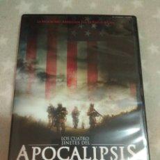 Cine: DVD. LOS CUATRO JINETES DEL APOCALIPSIS.. Lote 150266896