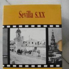Cine: SEVILLA S.XX. COLECCIÓN 10 DVDS PRECINTADOS. VER FOTOS.. Lote 278967553