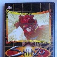 Cine: DVD - SHINZO (PACK 4 DVDS) ANIMACION MANGA 338 MINUTOS - ANIME, DIBUJOS ANIMADOS. Lote 150365122