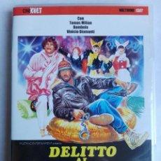 Cine: DVD - UN POLICIA EN APUROS - TOMAS MILIAN, BOMBOLO, BRUNO CORBUCCI - CINE KULT. Lote 150365890