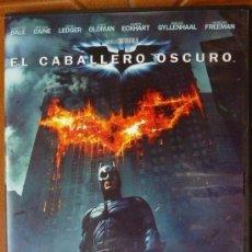 Cine: CINE DVD SUPERHEROES: BATMAN EL CABALLERO OSCURO *MUY BUEN ESTADO*. Lote 150383390