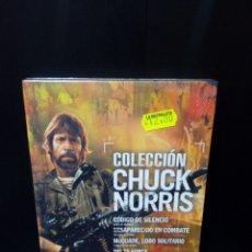 Cine: COLECCIÓN CHUCK NORRIS DVD. Lote 150383392