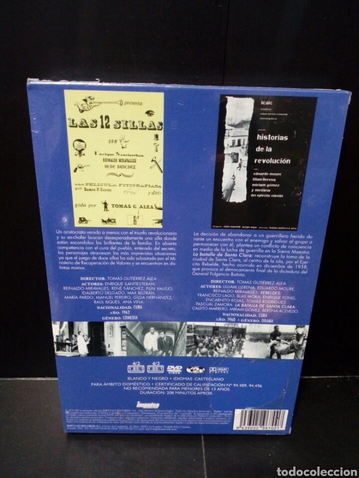 Cine: Las 12 sillas- historias de la revolución DVD - Foto 2 - 173076415