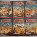Cine: DVD - CINE / COLECCION CAMPO DE BATALLA / AVIONES DE COMBATE COMPLETA 6 DVD'S. Lote 150517442
