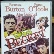 Cinema: BECKET DVD. Lote 148346642