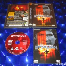 STARMAN - DVD - E. 01317 - COLUMBIA TRISTAR - JOHN CARPENTER - JEFF BRIDGES - KAREN ALLEN