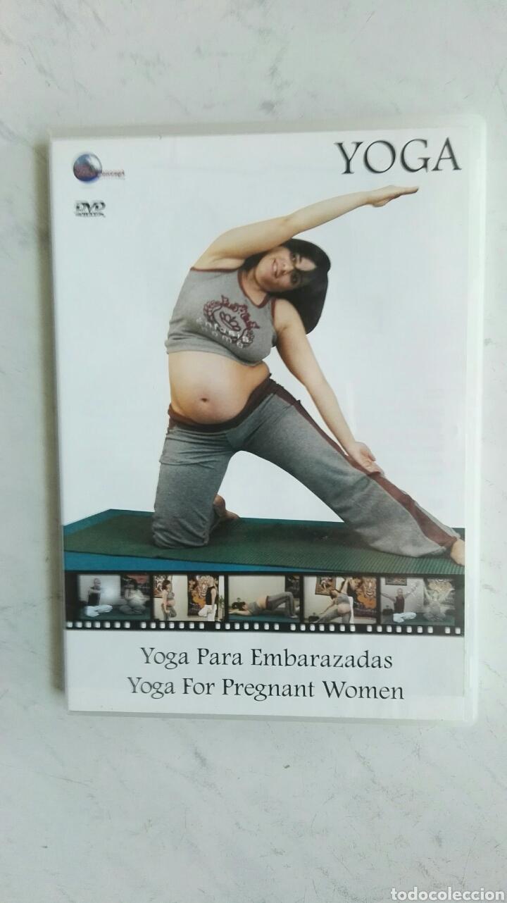 20bf2aea4 yoga para embarazadas dvd - Comprar Películas en DVD en ...