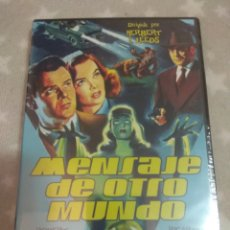 Cine: DVD. MENSAJE DE OTRO MUNDO. PRECINTADO.. Lote 150726270