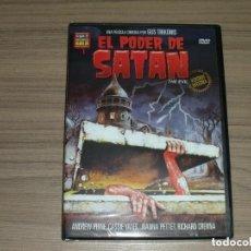 Cine: EL PODER DE SATAN DVD VERSION INTEGRA TERROR NUEVA PRECINTADA. Lote 277714398