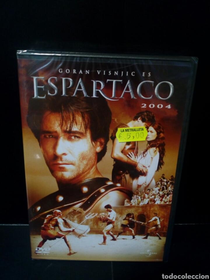 ESPARTACO 2004 DVD (Cine - Películas - DVD)