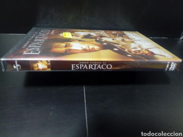 Cine: Espartaco 2004 DVD - Foto 2 - 150785676