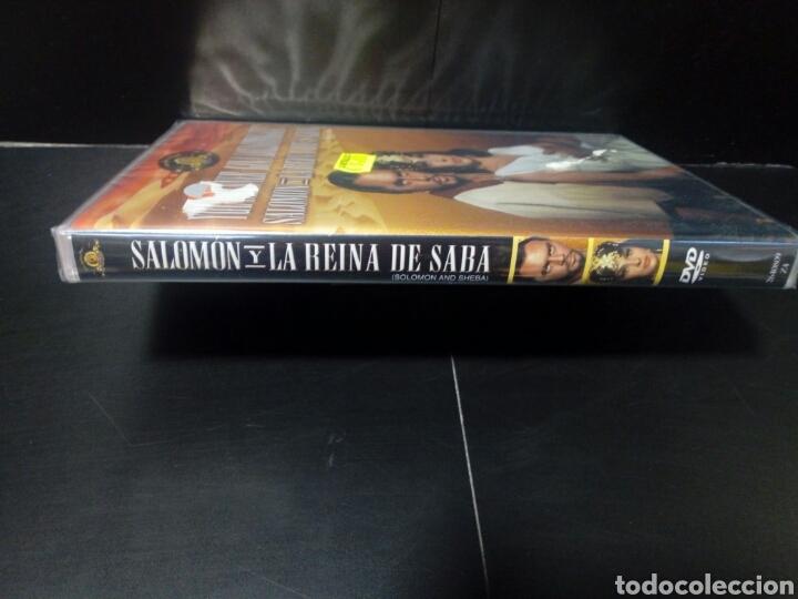 Cine: Salomón y la reina de Saba DVD - Foto 2 - 150786149