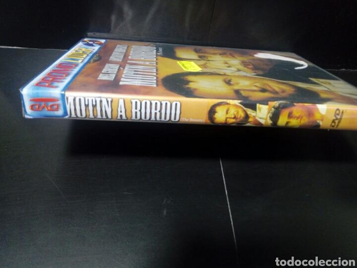 Cine: Motín a bordo DVD - Foto 2 - 150789196